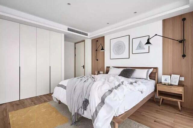 卧室简单转运方法  第1张