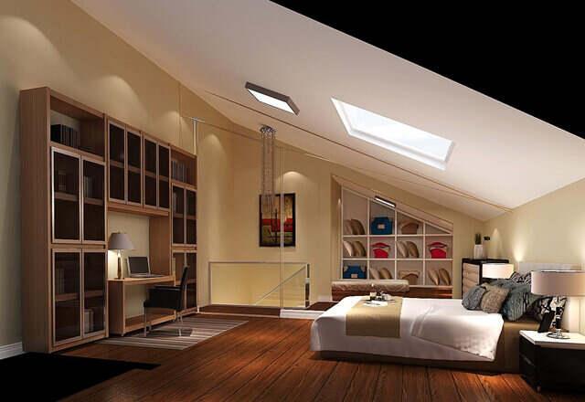 卧室简单转运方法  第2张