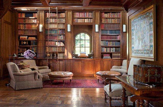 书房装修风水全知道