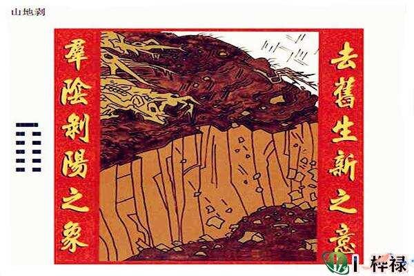 六十四卦:山地剥卦详解