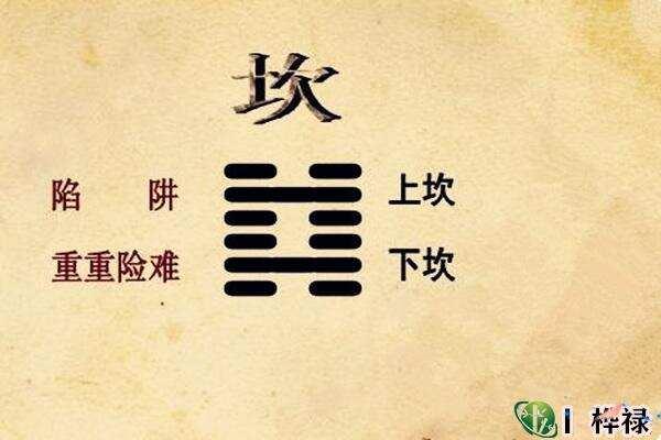 六十四卦:坎为水卦详解