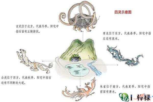 风水学中的四象是什么