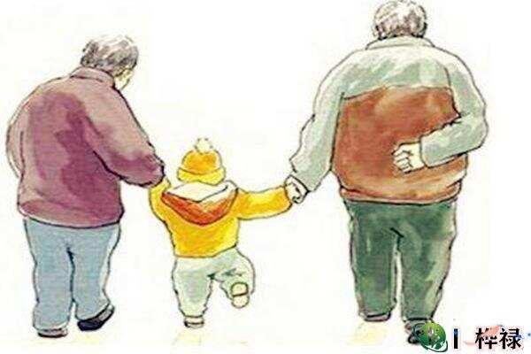 八字日支十神看孩子与长辈的关系