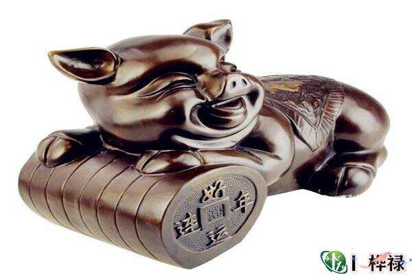 吉祥物猪饰品摆件的风水影响
