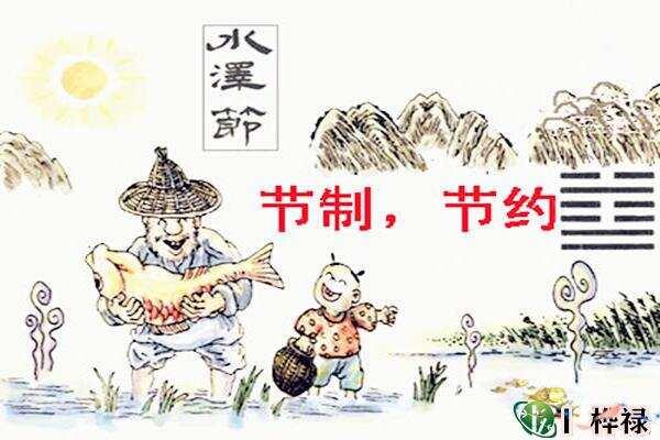 六十四卦:水泽节卦详解  第2张