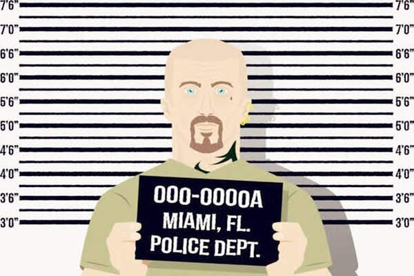 八字怎样看犯罪坐牢  第3张