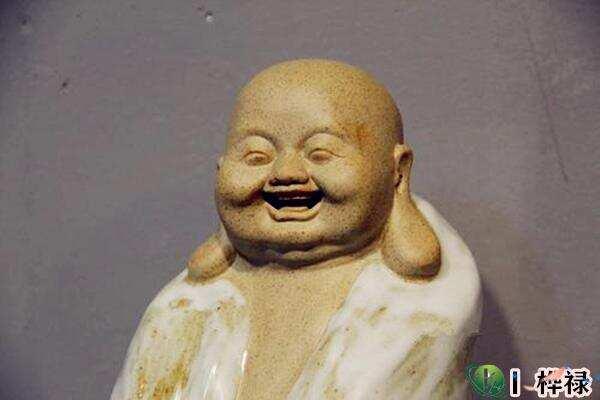 笑面佛的面相预示出的性格  第1张