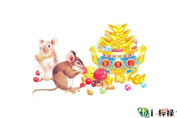 属鼠最富贵的出生时辰  第1张