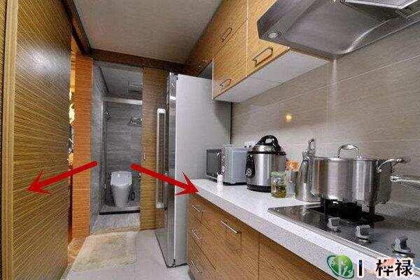 家里厨房与卫生间的风水禁忌  第1张