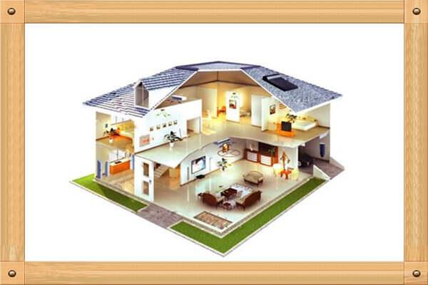 居家装饰风水健康的看法  第1张
