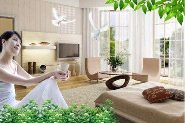 居家装饰风水健康的看法  第3张