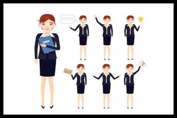 职场女性形象风水