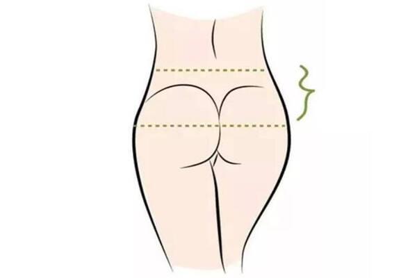 腰臀体相断法