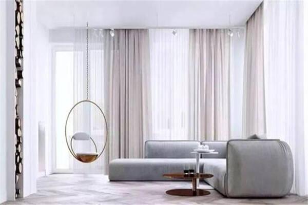 居家窗帘的风水作用