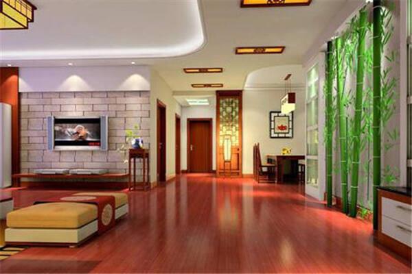 客厅地板颜色选择风水  第3张