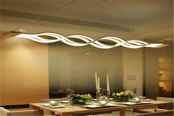 餐厅灯饰风水禁忌