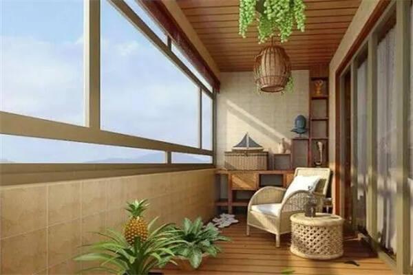 住宅阳台与贫富的关系  第3张