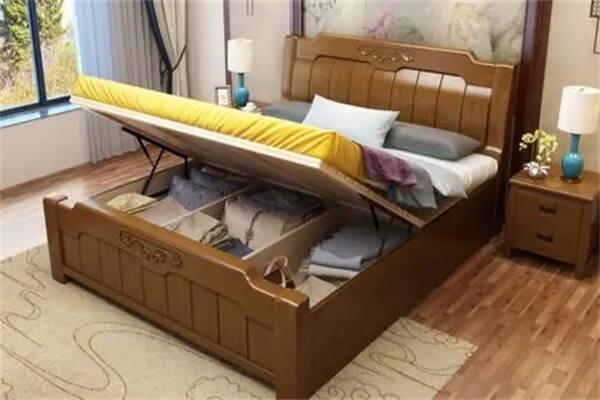 卧室床下风水讲究
