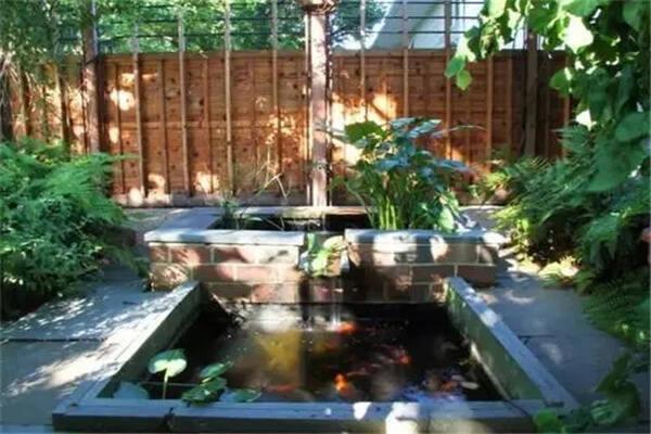 别墅庭院水池有哪些风水禁忌