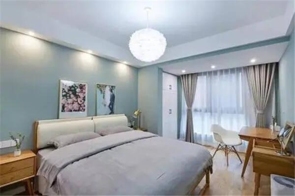 卧室用什么颜色的灯风水好