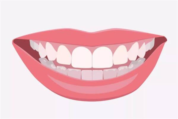 牙齿好坏看命运人生