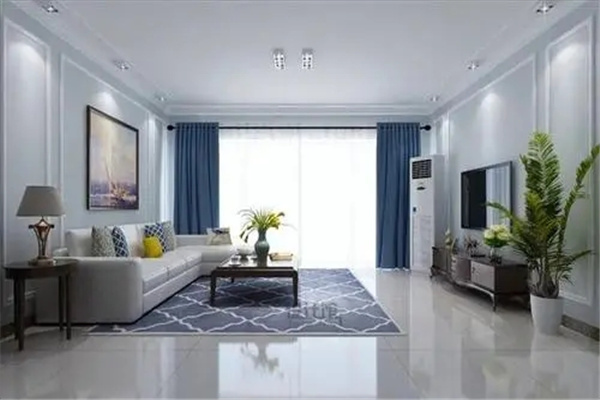 客厅不宜选择什么颜色的窗帘